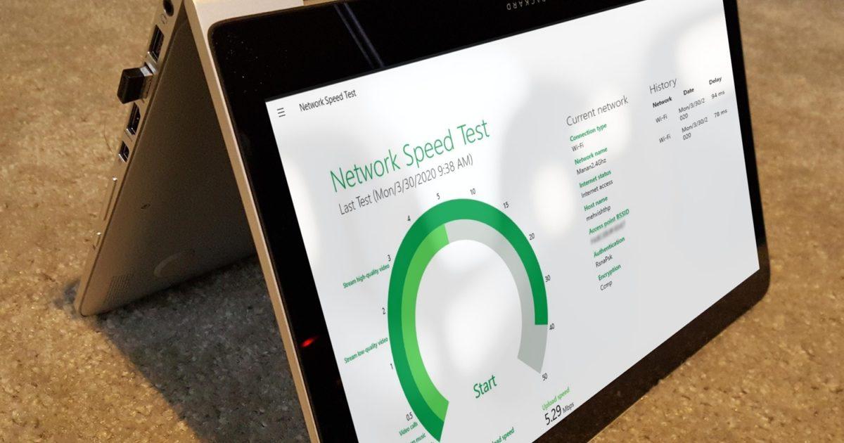 5 Best Internet Speed Meter Apps For Windows 10 Pc New4trick Com