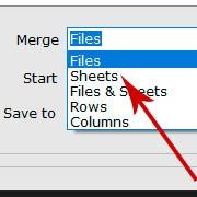 说明: Merge Excel Files