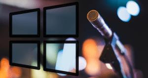 Top 3 Ways to Adjust Windows 10 Microphone Volume