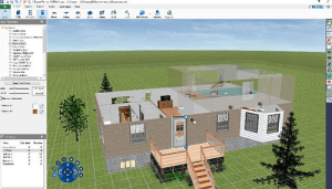 Free Landscape Design software for Windows 10DreamPlan Home Design Software