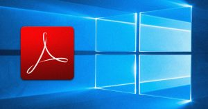 How to Fix the Adobe Acrobat Reader DC Not Opening Issue in Windows 10