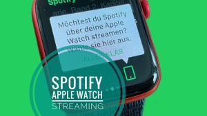 How To Stream Music To Apple Watch Using Spotify (without