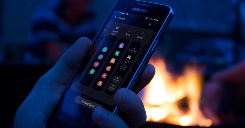 A Guide to Setting Up and Using Samsung Edge Panel