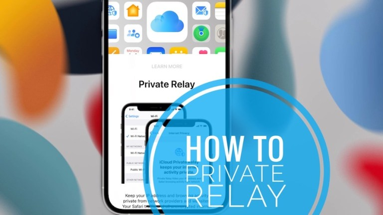How to activate and use Private Relay on iPhone, iPad and Mac