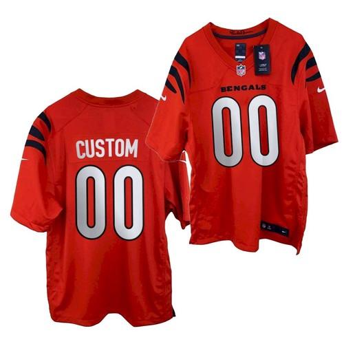 cincinnati bengals custom jersey