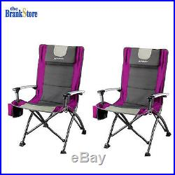 fishing chair ebay slipcovers for parsons chairs new adjustable portable folding camping set 2 outdoor travel hiking gear