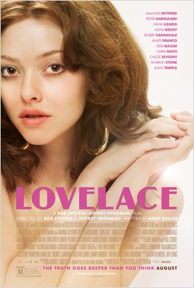 Lovelace movie poster