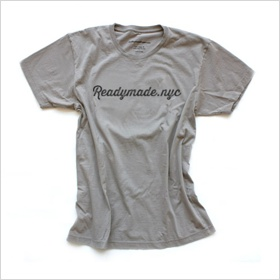 Readymade.nyc t-shirt