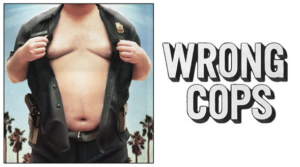 wrong cops movie ad