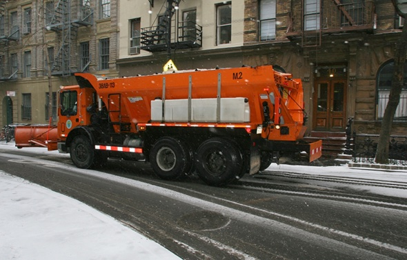 NYC Sanitation