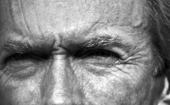 Clint Eastwood by Herb Ritts