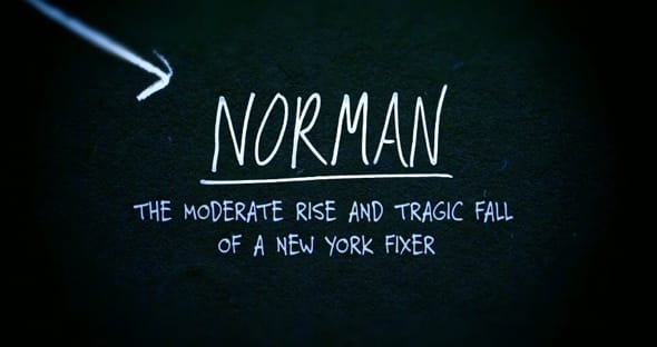Norman typography