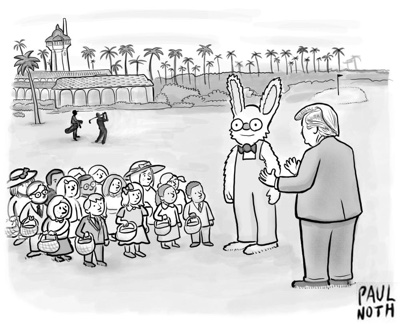 ©Paul Noth - The New Yorker