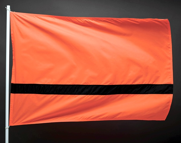 Ogilvy designed flag for Refugee Nation.