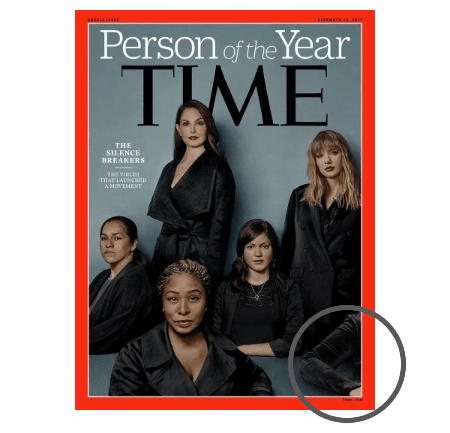 Time Magazine's Person of the Year cover