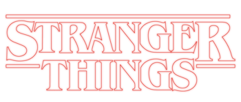 Stranger Things logotype