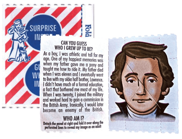 "Cracker Jack promised ""A Prize in Every Box"" starting in 1912. It was a marketing tool ahead of its time: a low-cost incentive to buy the snack and the forerunner of those that later proliferated in breakfast cereal boxes. Premiums ran the gamut from rings to puzzles (left). All of them remain highly collectible, but none more valuable than the baseball cards introduced in 1914. It all came to an end in 2016, when digital technology replaced the cheap-but-charming tokens."