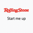 Apart from the flattened version of the logotype and some structured processing, Rolling Stone magazine and its website are rolling by without revising its content to adjust to new behavior that comes with the new era.