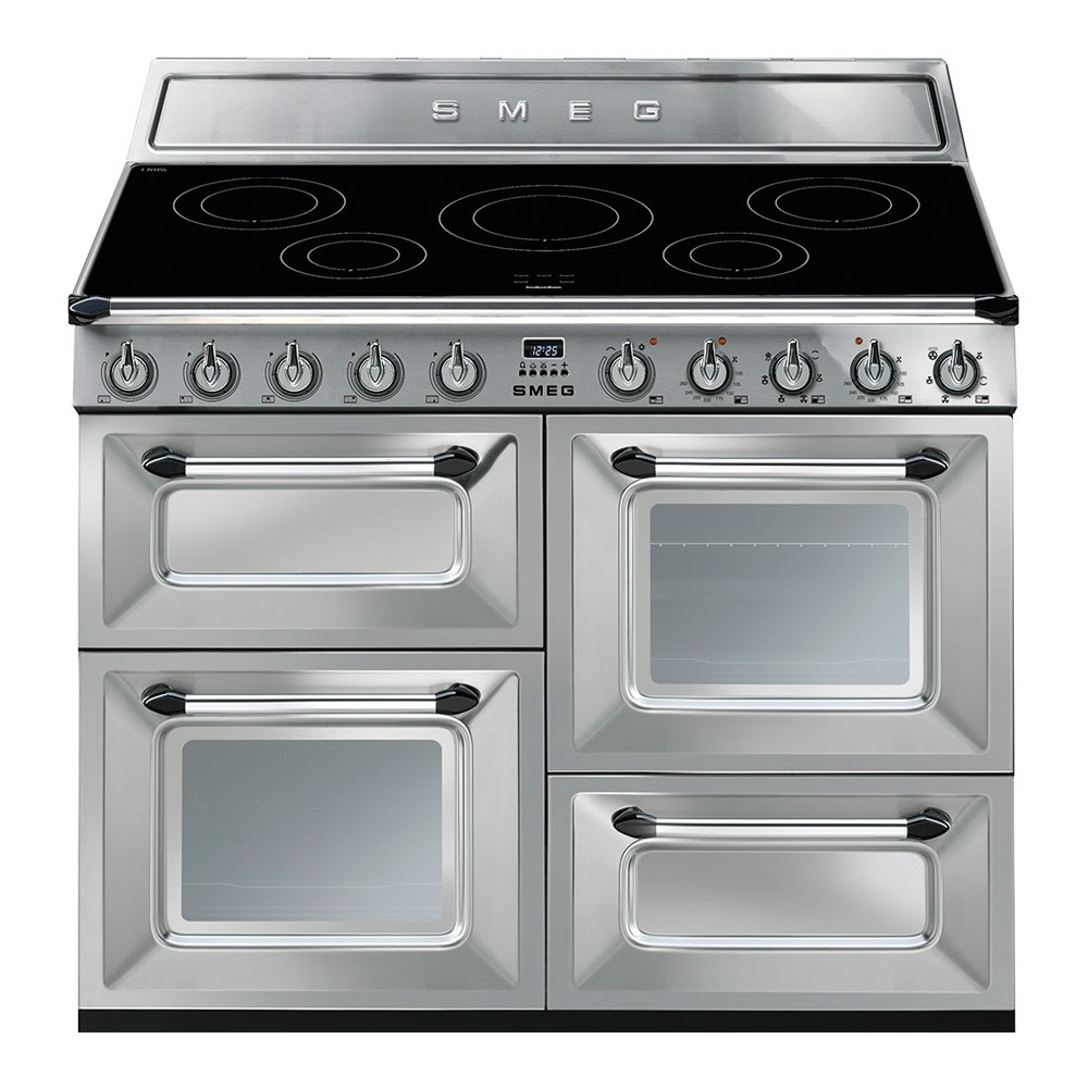 smeg induction hob wiring diagram 2017 holden colorado victoria range 110cm cooker with stainless steel tr4110ix newage electrical