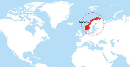 norwaymap