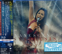 Evanescence – Synthesis Live (2018) Mp3