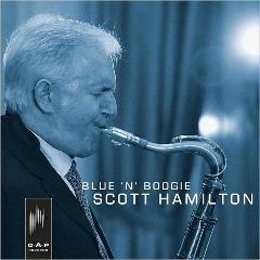 Scott Hamilton – Blue 'n' Boogie (2018) Mp3