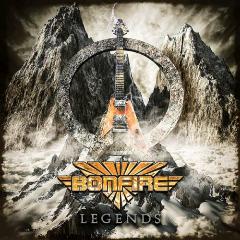 Bonfire – Legends (2018) Mp3