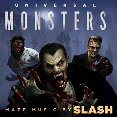 Slash – Universal Monsters Maze Soundtrack Halloween Horror Nights 2018 (2018) Mp3