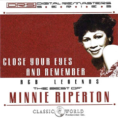 Minnie Riperton – Close Your Eyes & Remember – The Best Of (2018) Mp3