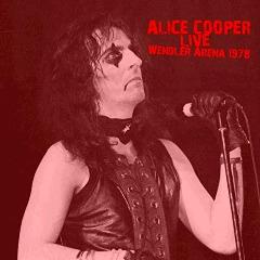 Alice Cooper – Live Wendler Arena 1978 (2018) Mp3