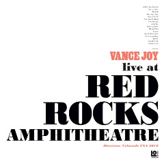 Vance Joy – Live At Red Rocks Amphitheatre (2018) Mp3