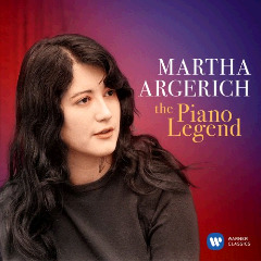 Martha Argerich – Martha Argerich The Piano Legend (2018) Mp3