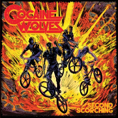 The Cocaine Wolves – Second Scorching (2019) Mp3