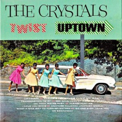 The Crystals – The Crystals Twist Uptown! (2019) Mp3