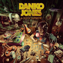 Danko Jones – A Rock Supreme (2019) Mp3
