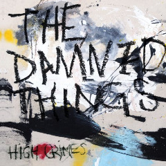 The Damned Things – High Crimes (2019) Mp3