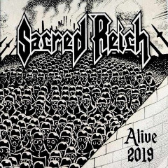 Sacred Reich – Alive 2019 (2019) Mp3