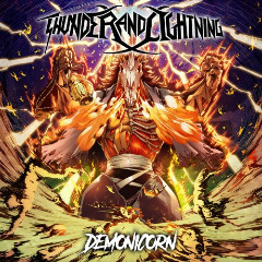 Thunder & Lightning – Demonicorn (2019) Mp3