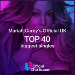 Mariah Carey – Mariah Carey's Official Uk Top 40 Biggest Singles (2018) Mp3