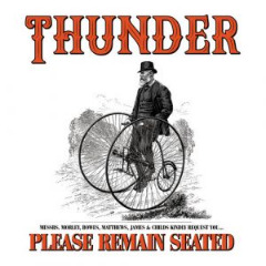 Thunder – Please Remain Seated (2019) Mp3