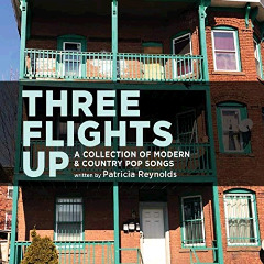 Patricia Reynolds – Three Flights Up A Collection Of Modern & Country Pop Songs (2018) Mp3