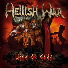 Hellish War – Wine Of Gods (2019) Mp3