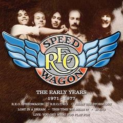 Reo Speedwagon – The Early Years 1971-1977 (2018) Mp3
