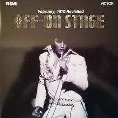 Elvis Presley – Off On Stage (2018) Mp3