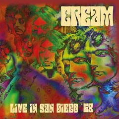 Cream – Live In San Diego '68 (2019) Mp3