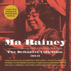 Ma Rainey – The Definitive Collection 1924-28 (2019) Mp3