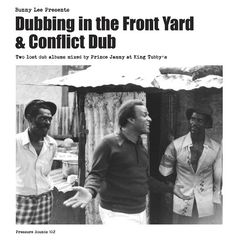 The Aggrovators – Dubbing In The Front Yard & Conflict Dub (2019) Mp3