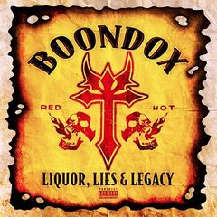 Boondox – Liquor, Lies & Legacy (2019) Mp3