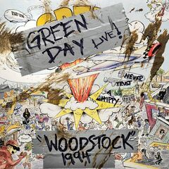 Green Day – Woodstock 1994 (2019) Mp3