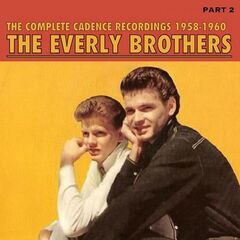 The Everly Brothers – The Complete Cadence Recordings, Part 2 1958-1960 (2019) Mp3